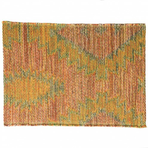 Croftwood Handwoven Cotton Kilim Placemat (Set of 4) by Bloomsbury Market