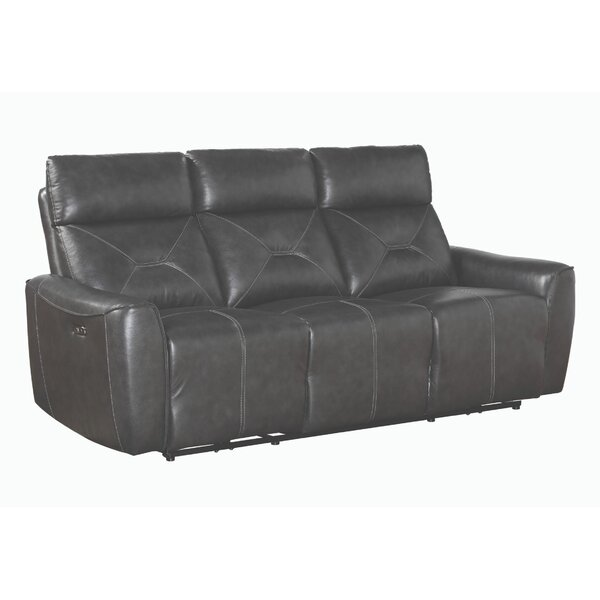 Kluesner Reclining Sofa by Red Barrel Studio