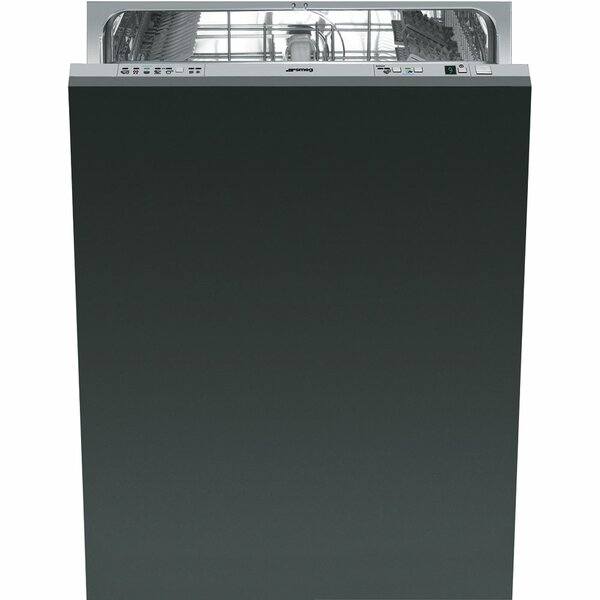 24 46 dBA Built-In Dishwasher by SMEG