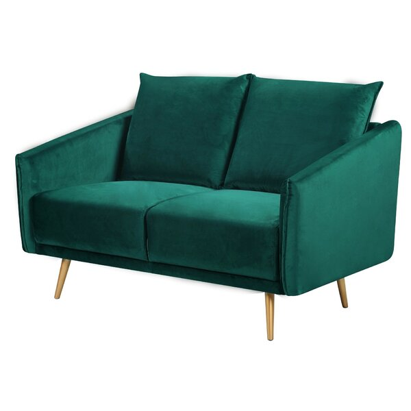 Paton Everly Quinn Loveseat By Everly Quinn