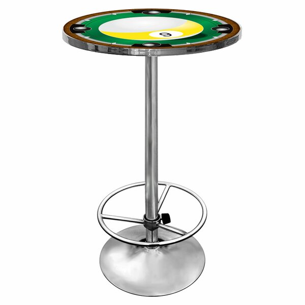 9-Ball Pub Table by Trademark Global
