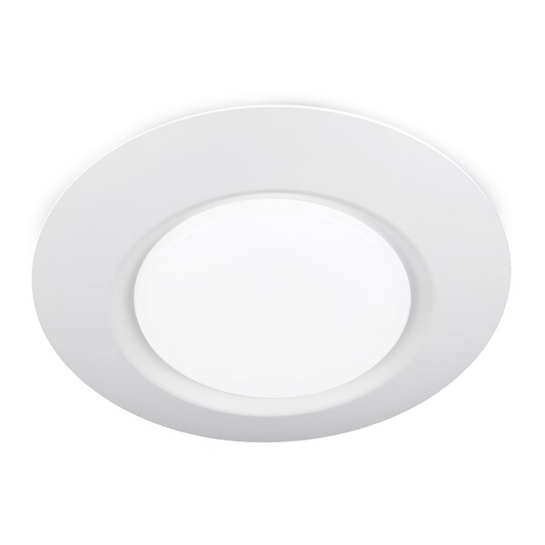 1-Light LED Flush Mount by WAC Lighting