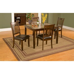 Provenzano 5 Piece Dining Set By Winston Porter