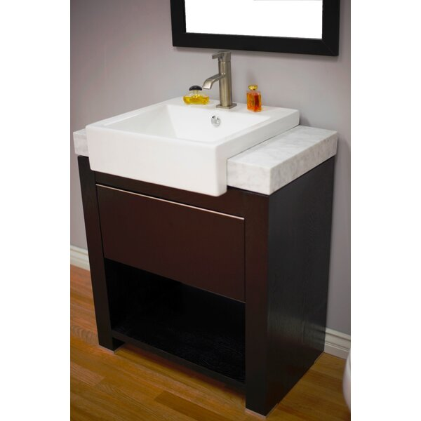 30 Single Bathroom Vanity Set by Bellaterra Home