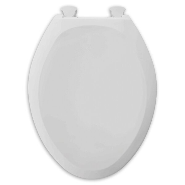 Champion Slow Close Front Round Toilet Seat by American Standard