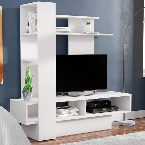 Maloy 55.1 Entertainment Center by Brayden Studio