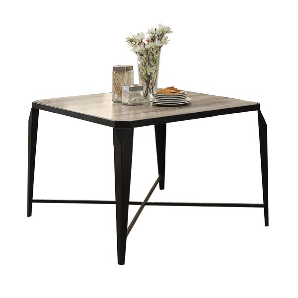 Hiliritas Dining Table by Canora Grey Canora Grey