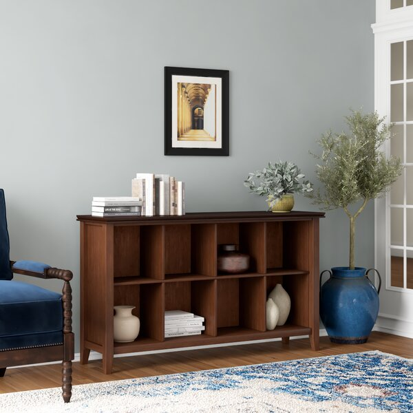 Three Posts Brown Console Tables