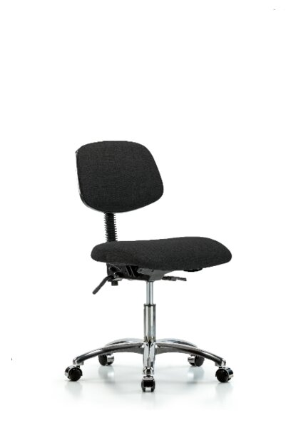Amos Desk Height Ergonomic Office Chair by Symple Stuff