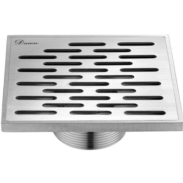 Yangtze River 2.31 Grid Shower Drain by Dawn USA
