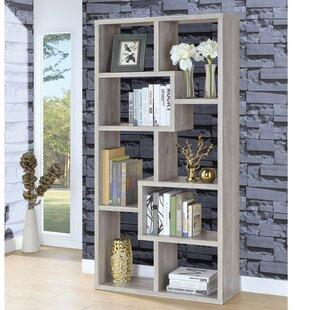 Delong Wooden Cube Unit Bookcase Wrought Studio