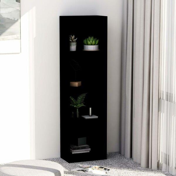 Timpano Standard Bookcase By Ebern Designs