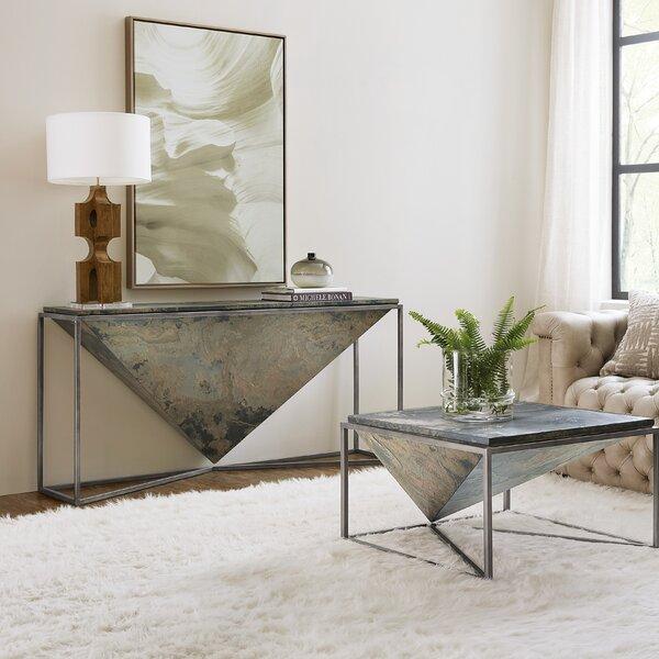 Princess Cut 2 Piece Coffee Table Set by Hooker Furniture Hooker Furniture