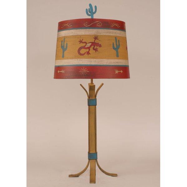 Rustic Living 32 Buffet Lamp by Coast Lamp Mfg.