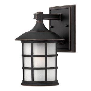Carlsen 1-Light Outdoor Wall Lantern