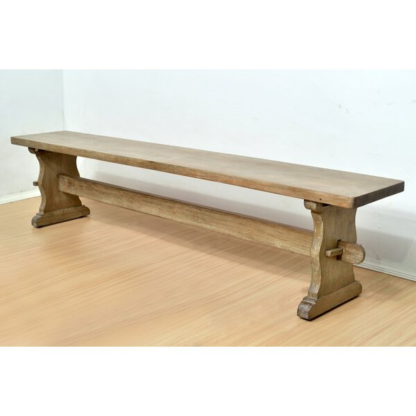 Pannell Wood Bench by One Allium Way One Allium Way
