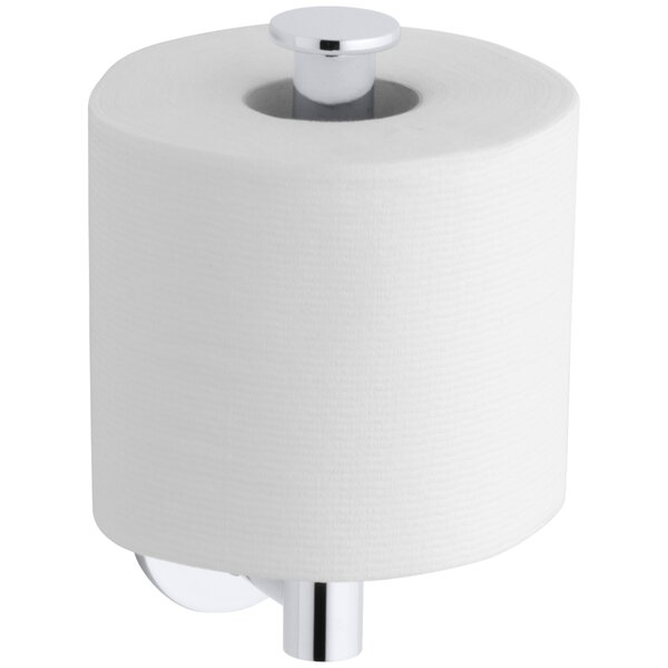 Stillness Vertical Toilet Tissue Holder by Kohler