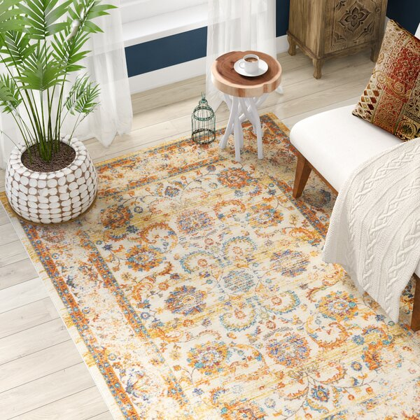 Laury  Area Rug by World Menagerie