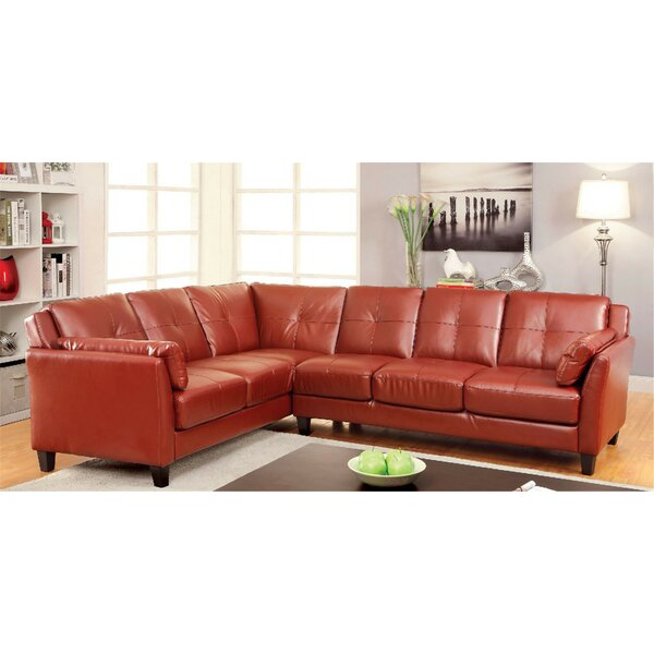 Latest Fashion Sherlyn Sectional by Latitude Run by Latitude Run