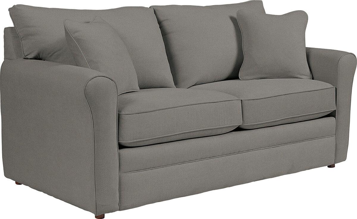 la z boy leah supreme comfort sleeper sofa reviews wayfair rh wayfair com best comfy sleeper sofas comfort sleeper sofa sale