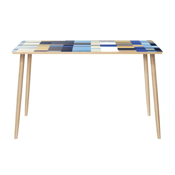 Lissie Dining Table by Brayden Studio
