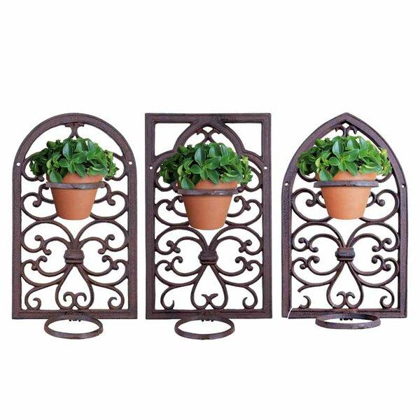 Window Frame 3 Piece Plant Stand Set by EsschertDesign| @ $95.99