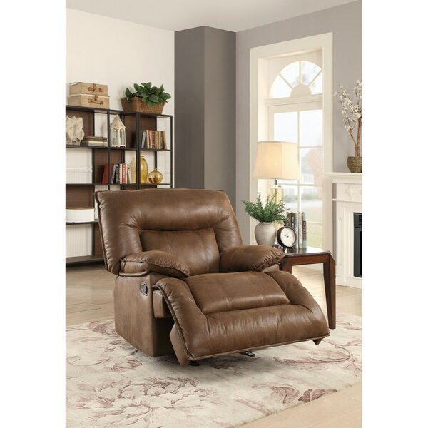 Poston Manual Rocker Recliner by Loon Peak