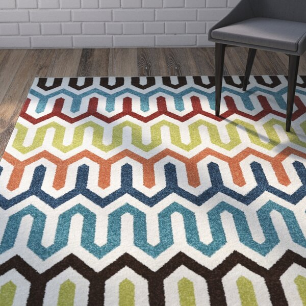 Vesely Beige Area Rug by Brayden Studio