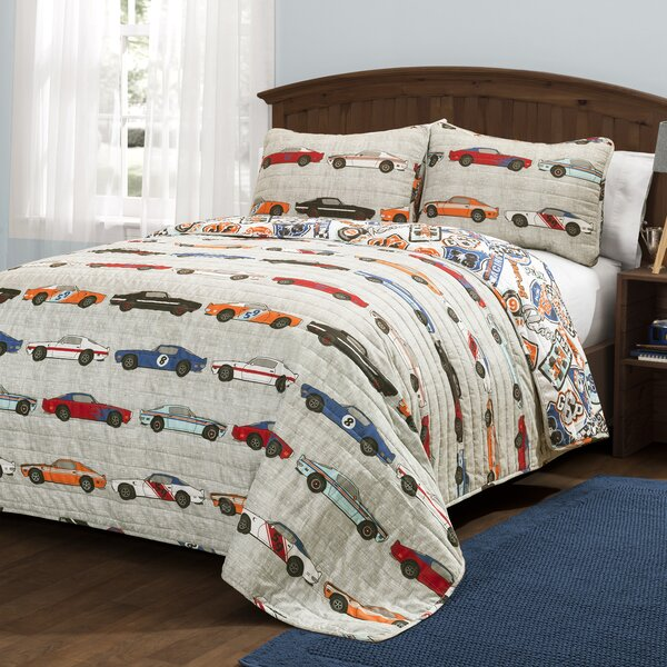 Trace 2 Piece Quilt Set by Viv + Rae