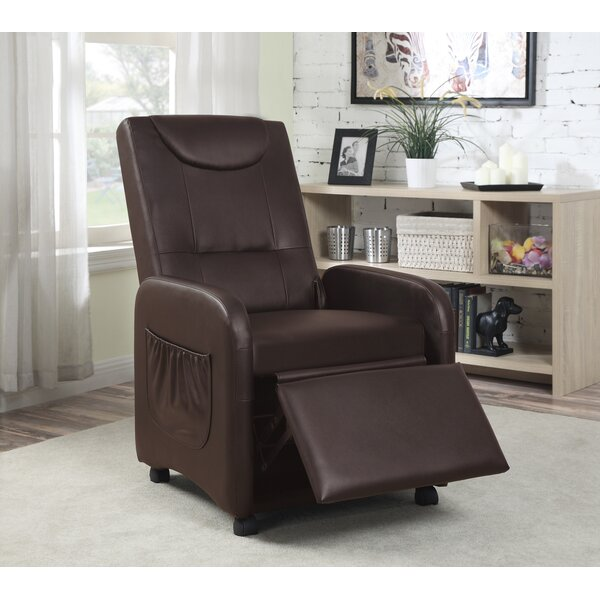 Hodedah Manual Recliner by Hodedah