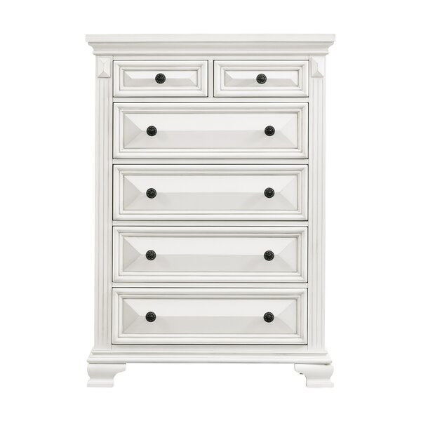 Cheadle 6 Drawer Chest by Darby Home Co