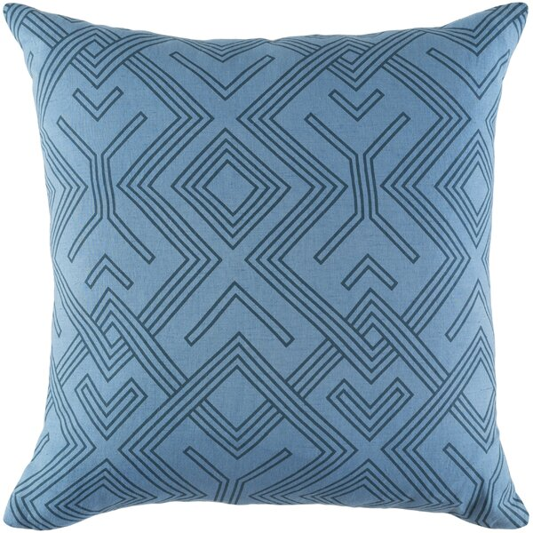 Jurgens Pillow Cover by Bloomsbury Market