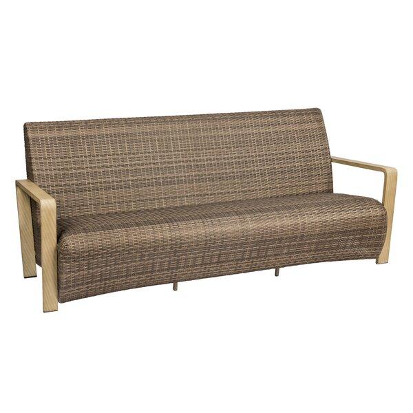 Reynolds Patio Sofa by Woodard Woodard