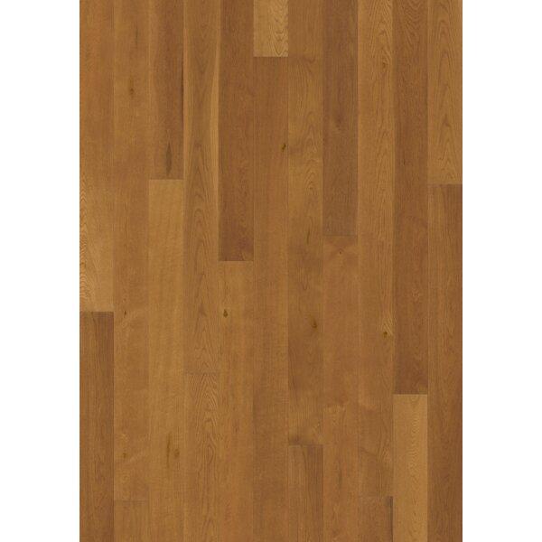 Canvas 5 Engineered Oak Hardwood Flooring in Tuft by Kahrs