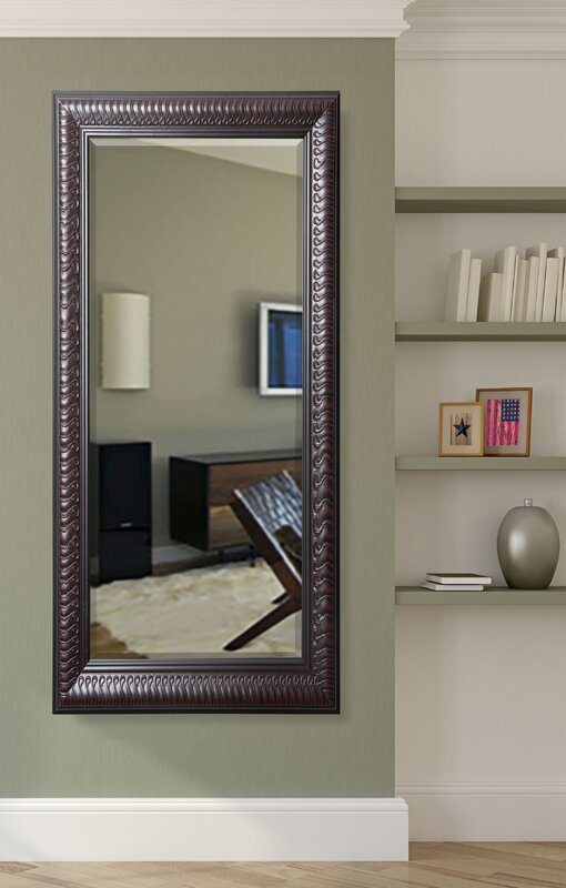 Red Barrel Studio Handcrafted Extra Tall Floor Mirror & Reviews ...