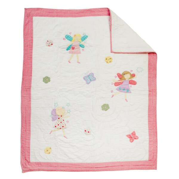 Fairy Baby Quilt by Amity Home