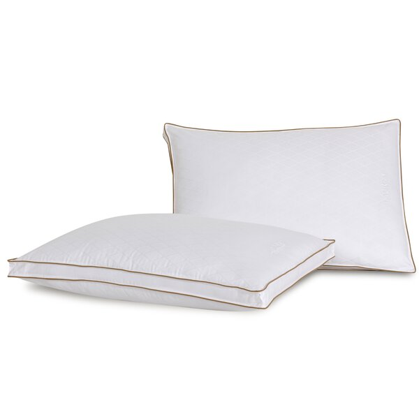 Diamond Jacquard Polyester Pillow (Set of 2) by Lauren Ralph Lauren