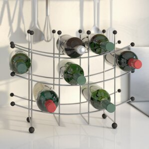 15 Bottle Tabletop Wine Rack by Mercury Row