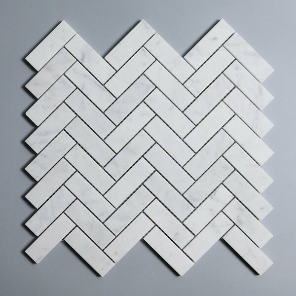 12 x 13 Marble Mosaic Tile