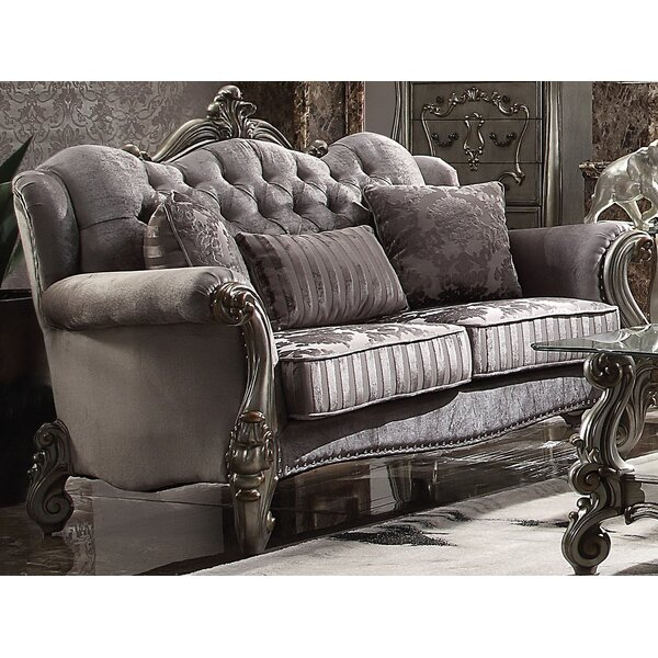 Medley Standard Loveseat with 3 Pillows by Astoria Grand