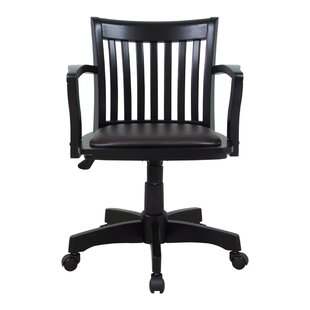 Superb Laberge Mid Back Deluxe Bankers Chair