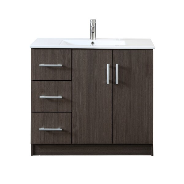 Gambrel 35 Single Bathroom Vanity by Wrought Studi