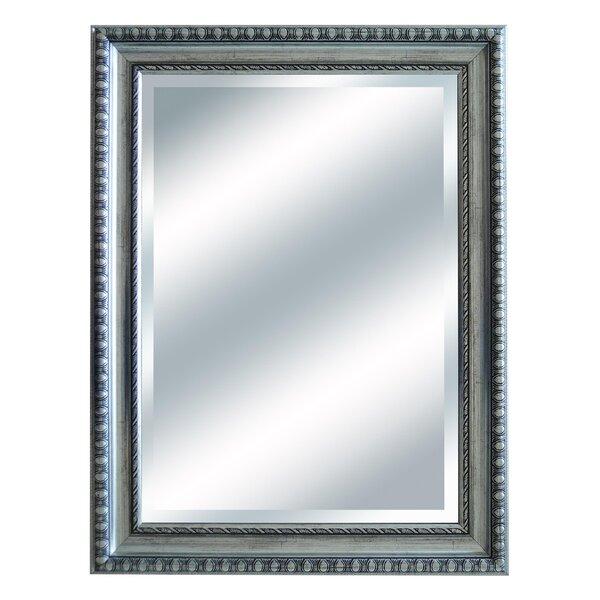Eriq Framed Wall Mirror by World Menagerie