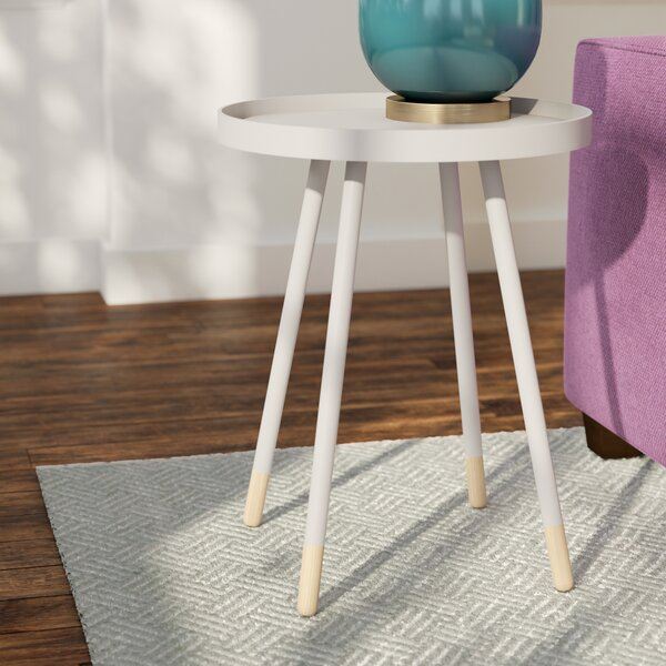 Fortney Tray Table by Mercury Row
