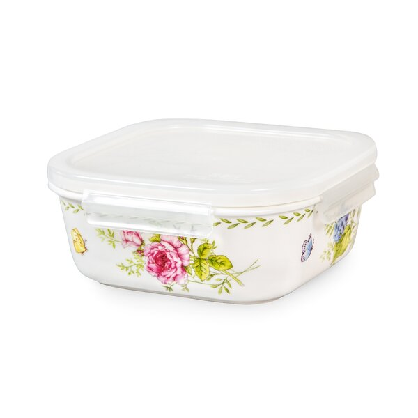 Ashley Square 11 Oz. Food Storage Container by Lock & Lock