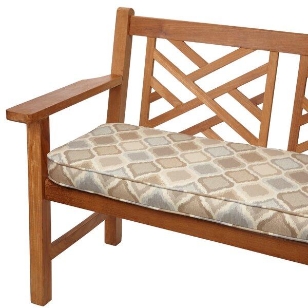 Indoor/Outdoor Sunbrella Bench Cushion by Mozaic Company