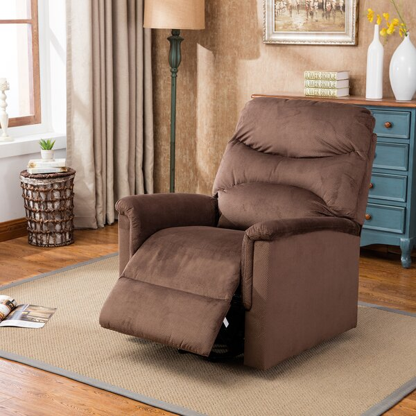 Hallmark Lift Power Recliner by Winston Porter