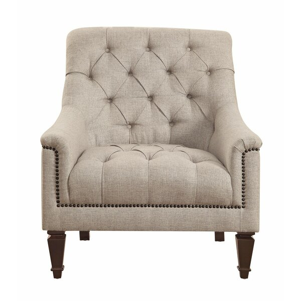 Kivett Armchair by Alcott Hill