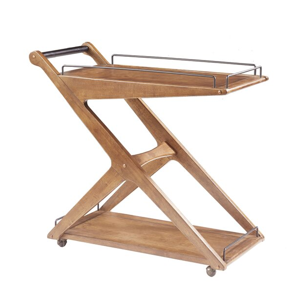 Alvarado Bar Cart by Langley Street