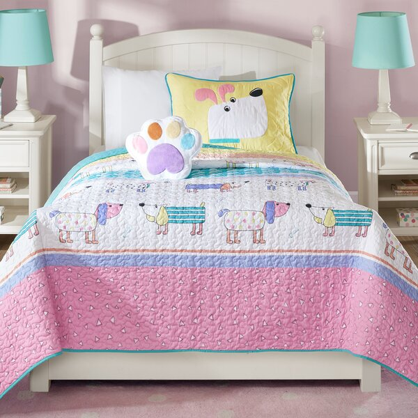 Jamilee Coverlet Set by Harriet Bee